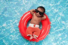 Eerste zwemles 2019 (maandag)